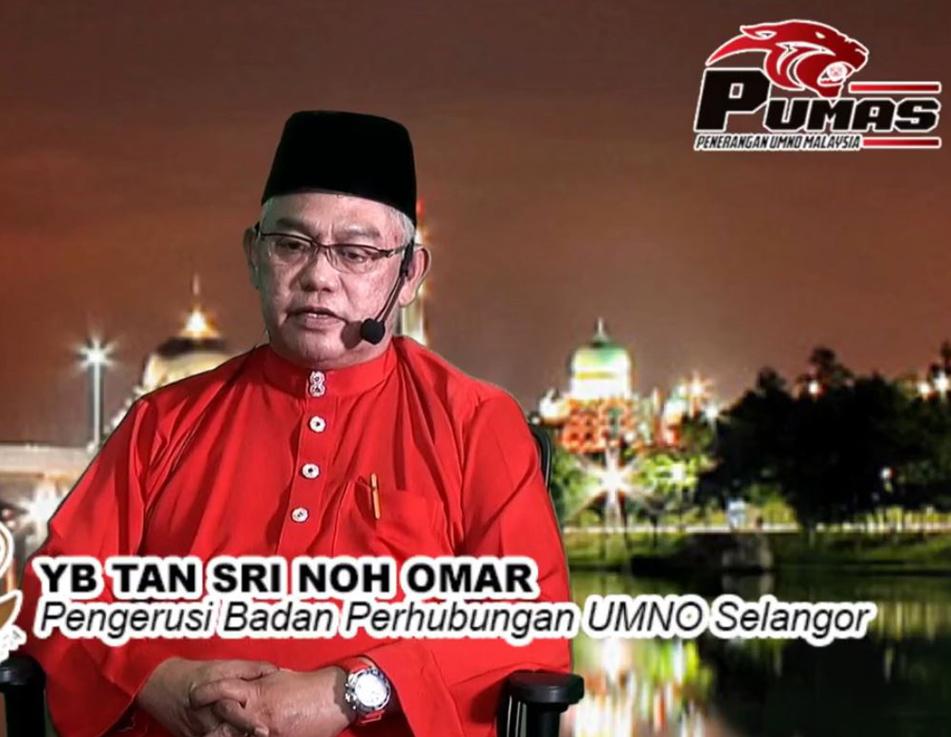 3 Punca Utama BN Tewas di Selangor pada PRU 14 – Tan Sri Noh Omar